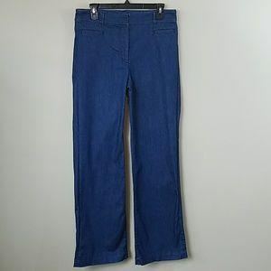 Ann Taylor LOFT Flare Trouser Jeans